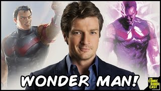 Nathan Fillion CONFIRMED as Wonder Man for Guardians of The Galaxy 2