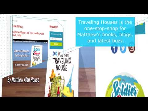 Matthew Alan House ly Launches His Website!