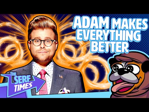 Exposing Capitalism by exposing the truth!! (Interview with Adam Conover!)