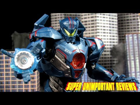 Robot Spirits Pacific Rim Uprising Side Jaeger - Gipsy Avenger Figure Review