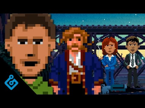 "Ron Gilbert Talks Thimbleweed Park, ""Monkey Island 3a"", and Pokémon Go"