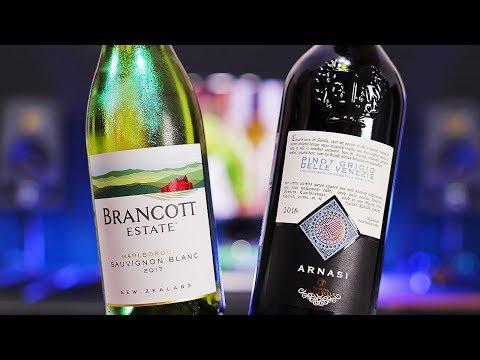 Brancott Estate - лучшее белое вино до 1000р
