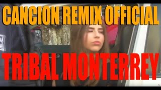 Lady 100 Pesos Official Remix - Tribal Monterrey cancion oficial