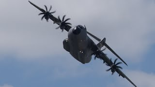 Airbus A400M Atlas Farnborough 2014 (Tuesday)
