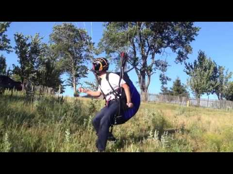 Paragliding For Beginners. Learn to fly!
