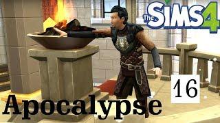 прощай, сцена и борьба за Ответственность. The Sims 4 Apocalypse Challenge  16