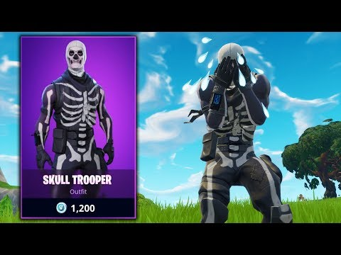 SKULL TROOPER IS COMING BACK TODAY!