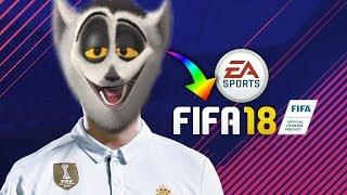KRÓL JULIAN GRA: FIFA 18