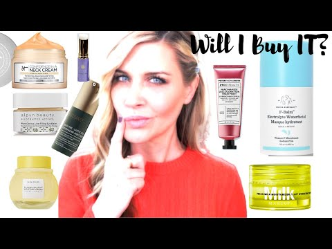 Will I Buy It?! | What's New At Sephora: Skincare That's