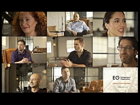 :: EO Israel  - A Different Breed of Entrepreneur