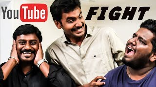 Smile Settai vs Put Chutney vs Ezhuchi | The Big Youtube Fight!
