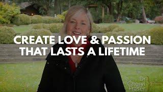 Ich bin Dr. Cheryl Fraser, ich bin hier, um Ihnen helfen, Liebe & Leidenschaft, die hält ein Leben lang.