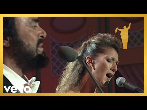 Céline Dion, Luciano Pavarotti - I Hate You Then I Love You (Live)