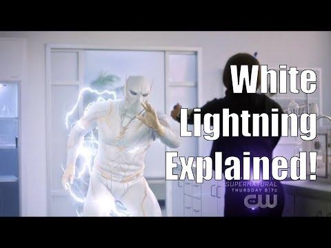The Flash Season 5: Godspeed's White Lightning Explained