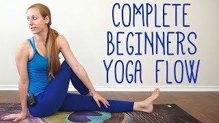 Beginners Yoga Class with Meera | Gentle Yoga for Flexibility, Focus & Mood Boost, How to Do Yoga