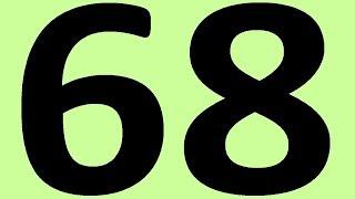 АНГЛИЙСКИЙ ЯЗЫК ДО АВТОМАТИЗМА ЧАСТЬ 2 УРОК 68 УРОКИ АНГЛИЙСКОГО ЯЗЫКА