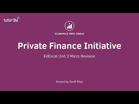 Private Finance Initiative (PFI)