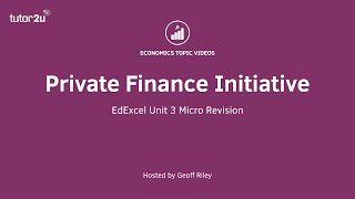 Private Finance Initiative (PFI)