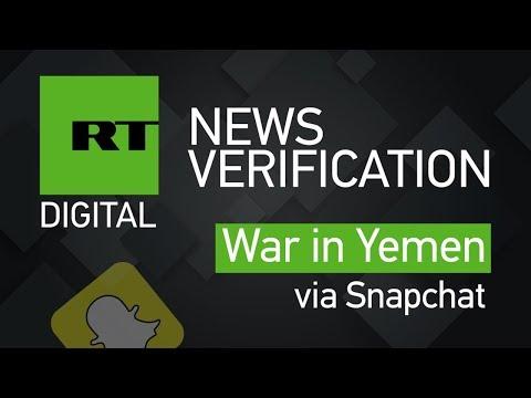 Life in Yemen: Using Snapchat to Monitor the World's Forgotten War