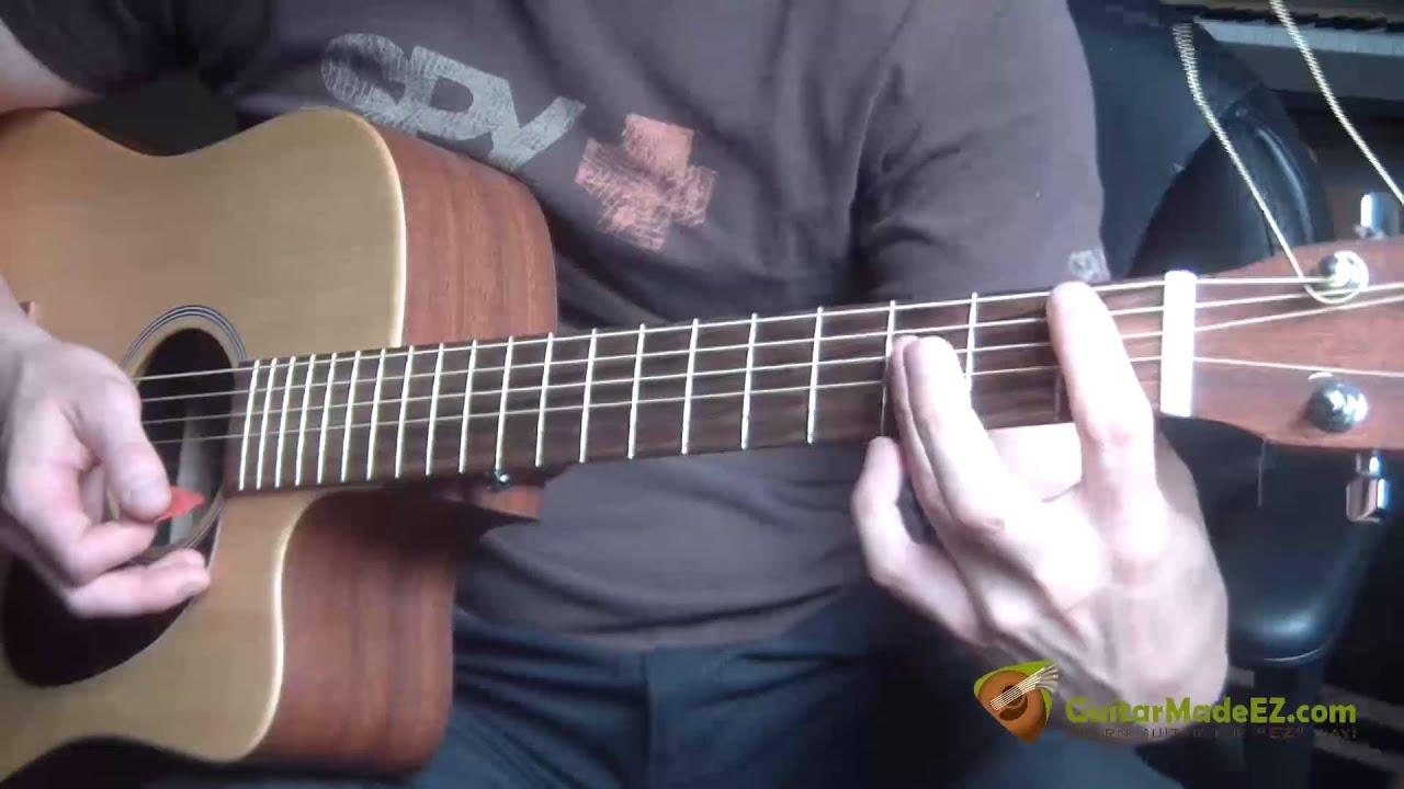 Lynyrd Skynyrd Free Bird Guitar Lesson Guitar Chords Strumming