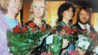 ABBA Slipping Through My Fingers rare instrumental version & pictures