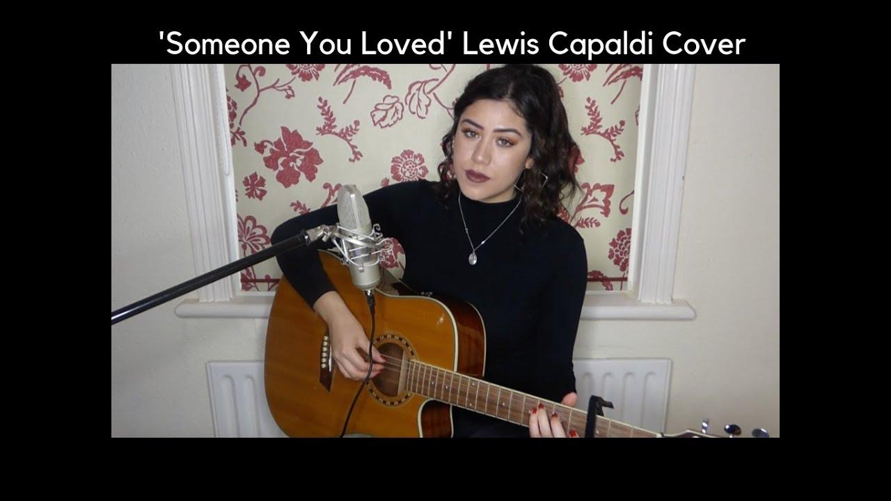 Someone You Loved | Lewis Capaldi Cover | Tara Flanagan image