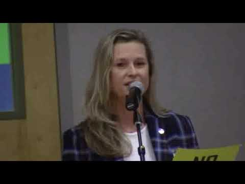 Community vision --Lindsay Cross, Pinellas Co., FL Conservation Voters
