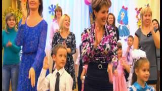 Танец с мамами 'Телевизор...'детский сад 15 'Светлячок' Коломна