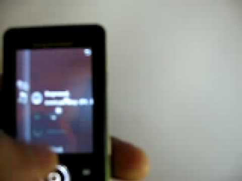 Sony Ericsson G900 ab Heute im Ebay
