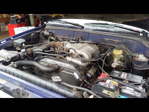 Cylinder Head & Gasket DIY Procedure - Toyota 5VZ-FE - Part 1