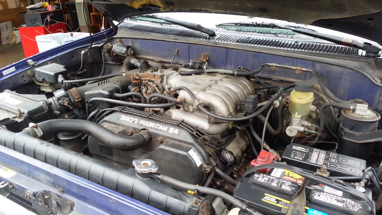 Cylinder Head & Gasket DIY Procedure  Toyota 5VZFE