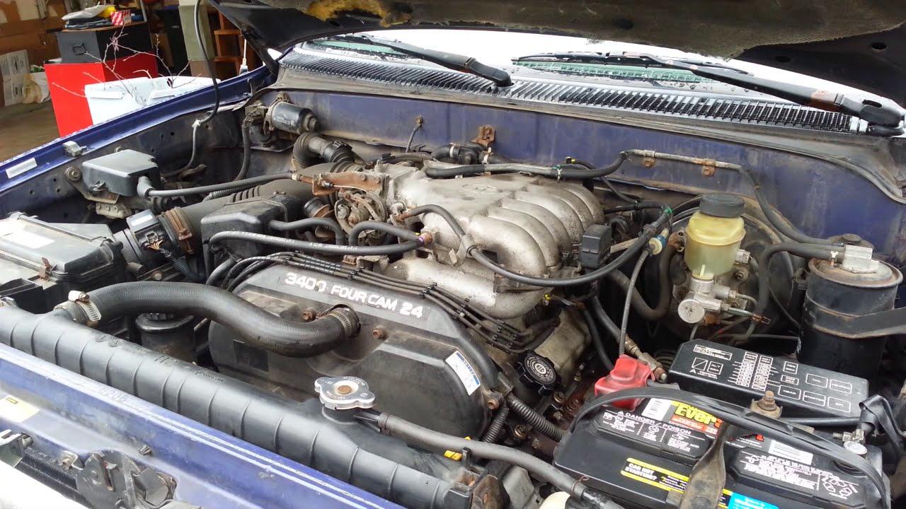 3400 Engine Diagram Cylinder Head Amp Gasket Diy Procedure Toyota 5vz Fe