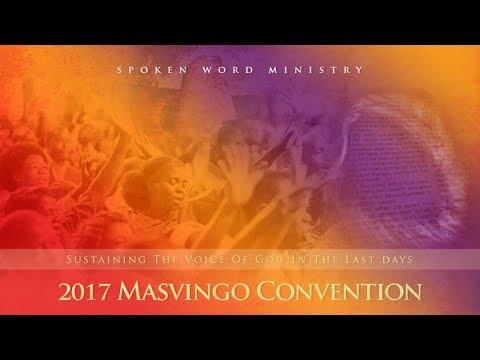 Masvingo Convention- Friday 11 August 2017