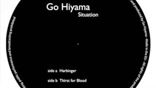 Go Hiyama - Thirst For Blood