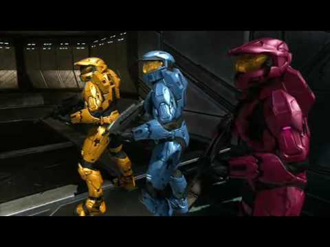 Red vs. Blue: ODST Episode 01