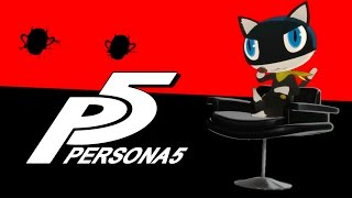 Persona 5 - Morgana Character Introduction Trailer