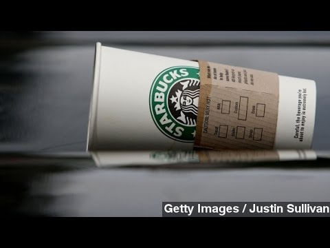 E.U.'s Starbucks Probe Part Of Push Against Tax Evasion