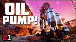 Lets Get Pumping OIL!  Satisfactory Update 3 Ep 10 | Z1 Gaming