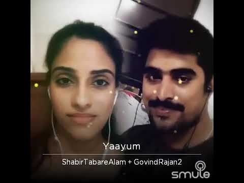 Yaayum nyayum song||Sagaa film|| Original singer of this song Rita Thyagarajan with Govind