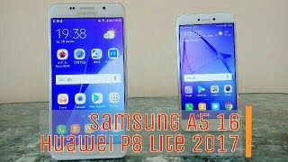 Зачем покупать старый Samsung Galaxy A5 2016, если есть новый Huawei P8 Lite 2017?!