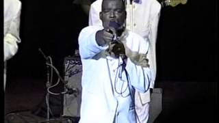 AINT NO WAY I CAN LOSE LIVE THE CHRISTIANAIRES  PAUL PORTER