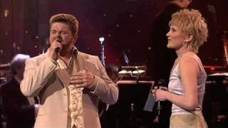 Stig Rossen & Trine Gadeberg sing Come What May