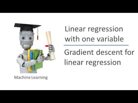 Machine Learning by Andrew Ng _ Stanford University # 11  Gradient Descent For Linear Regession