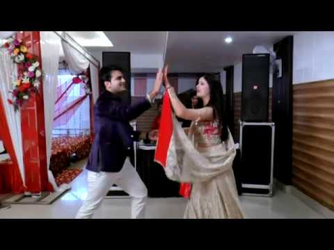 Rahul Engagement dance video