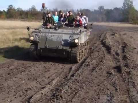 Ultimate Tracks Extreme Tank Ride