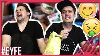 Unboxing - die Food Trends aus der Hölle...