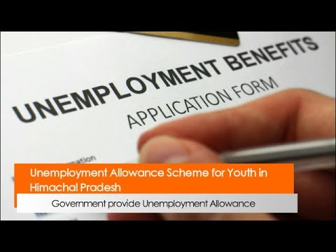Unemployment Allowance Scheme For Youth In Himachal Pradesh - Youtube