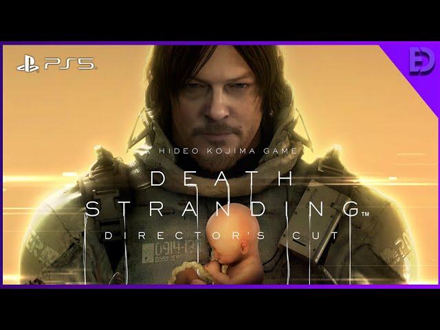 DEATH STRANDING DIRECTOR'S CUT NO PLAYSTATION 5 (PT-BR)