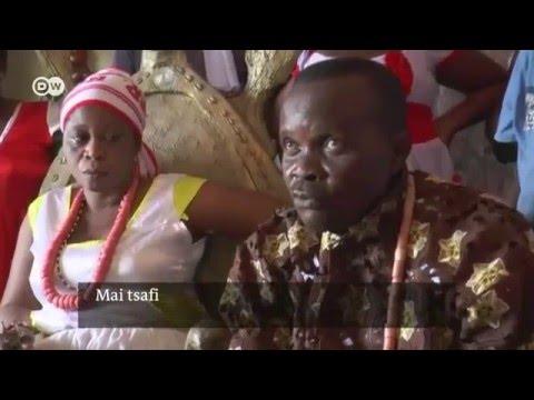 Safarar 'yan Najeriya don yin karuwanci a Turai (2) thumbnail