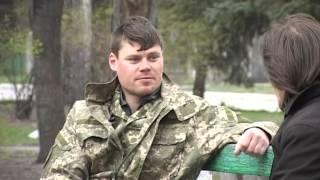 Інтерв'ю з захисником,  з м. Жовті Води, (учасником АТО) - Віктором Чередниченко. thumbnail